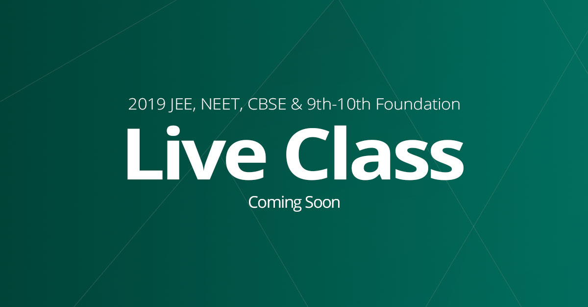 JEE NEET CBSE 2019 Live - PCMB Video Lectures | Misostudy