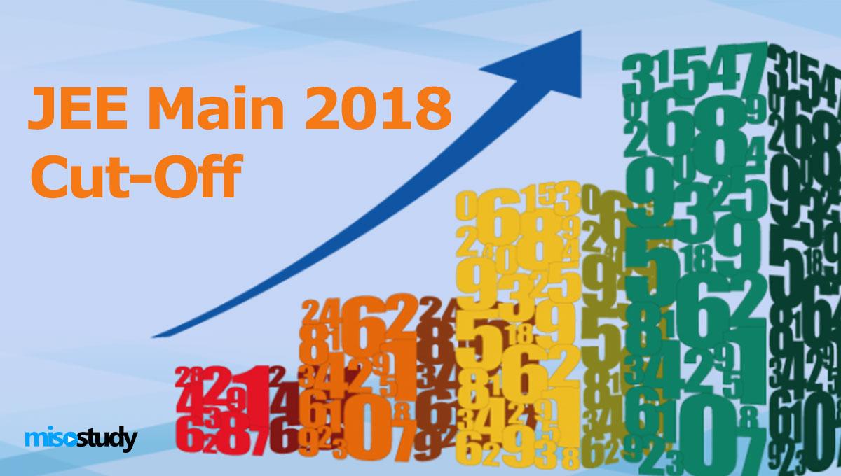 JEE Main 2018 Cut Off